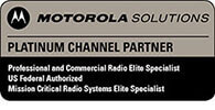 Motorola Solutions Channel Partner logo