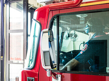 Communication Solutions for Fire and Rescue