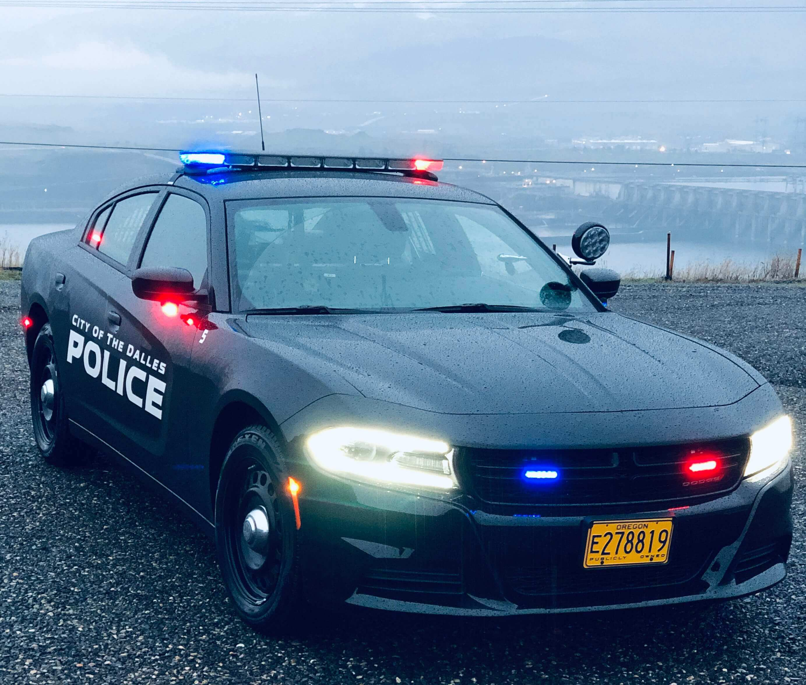 The Dalles PD 2018