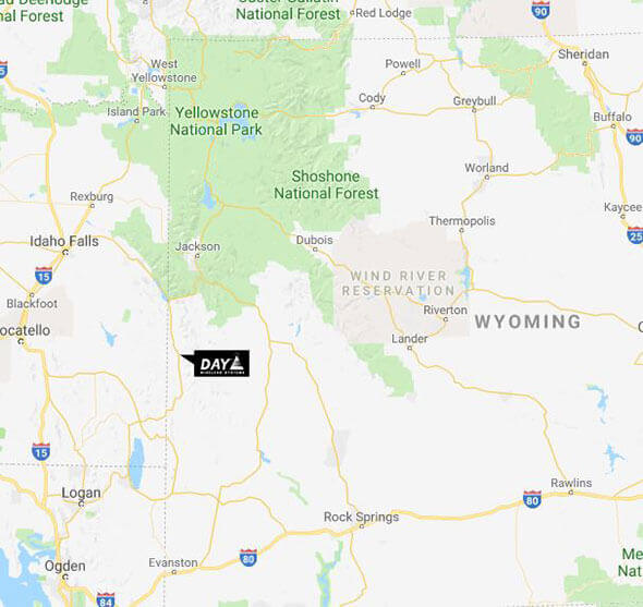 Day Wireless Systems Wyoming Shop And Office Locations