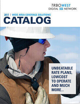 TRBOWest Catalog image