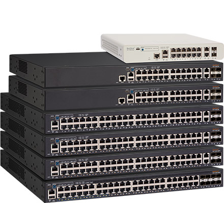 Network and Storage Switches