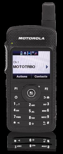 Motorola SL 7550e MOTOTRBO Two Way Radio